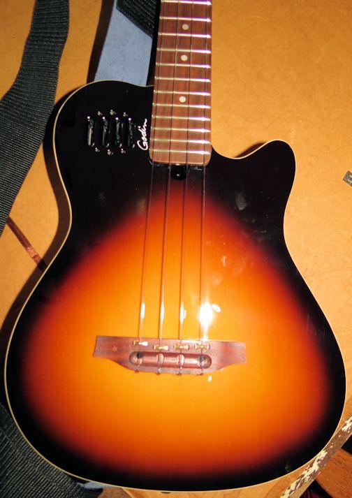Godin ukulele review