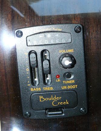Ukulele review: Boulder Creek - Riptide ukulele